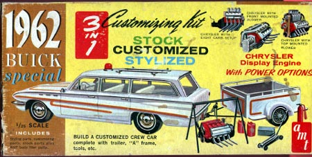 1962 BUICK SPECIAL DELUXE A5042